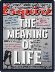Esquire (Digital) Subscription December 12th, 2013 Issue