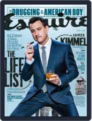 Esquire (Digital) Subscription March 21st, 2014 Issue