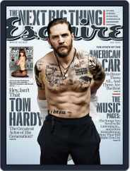 Esquire (Digital) Subscription May 8th, 2014 Issue