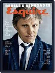 Esquire (Digital) Subscription June 1st, 2016 Issue