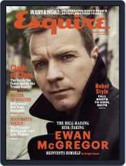 Esquire (Digital) Subscription October 1st, 2016 Issue
