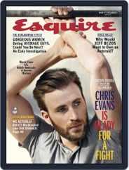 Esquire (Digital) Subscription April 1st, 2017 Issue