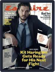 Esquire (Digital) Subscription June 1st, 2017 Issue