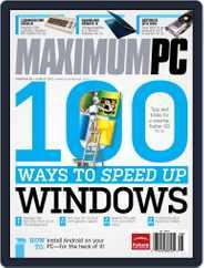 Maximum PC (Digital) Subscription July 25th, 2012 Issue