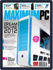 Maximum PC (Digital) Subscription August 1st, 2012 Issue