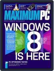 Maximum PC (Digital) Subscription September 25th, 2012 Issue