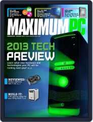 Maximum PC (Digital) Subscription November 20th, 2012 Issue