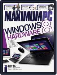 Maximum PC (Digital) Subscription December 18th, 2012 Issue