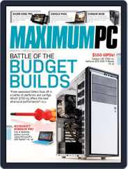 Maximum PC (Digital) Subscription May 7th, 2013 Issue
