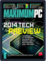 Maximum PC (Digital) Subscription October 22nd, 2013 Issue