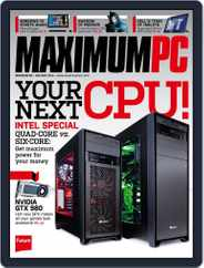 Maximum PC (Digital) Subscription November 18th, 2014 Issue