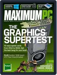 Maximum PC (Digital) Subscription June 1st, 2015 Issue