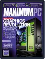 Maximum PC (Digital) Subscription June 1st, 2016 Issue