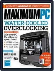 Maximum PC (Digital) Subscription July 1st, 2016 Issue