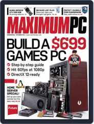 Maximum PC (Digital) Subscription August 23rd, 2016 Issue