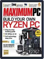 Maximum PC (Digital) Subscription May 1st, 2017 Issue