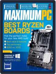 Maximum PC (Digital) Subscription June 1st, 2017 Issue