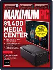 Maximum PC (Digital) Subscription September 1st, 2018 Issue