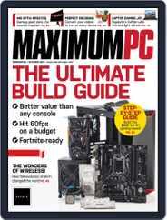 Maximum PC (Digital) Subscription October 1st, 2018 Issue