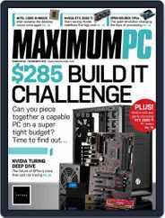 Maximum PC (Digital) Subscription December 1st, 2018 Issue