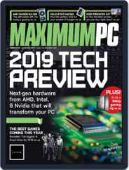 Maximum PC (Digital) Subscription January 1st, 2019 Issue