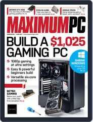 Maximum PC (Digital) Subscription June 1st, 2019 Issue