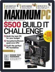 Maximum PC (Digital) Subscription December 1st, 2019 Issue