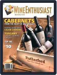 Wine Enthusiast (Digital) Subscription June 17th, 2009 Issue