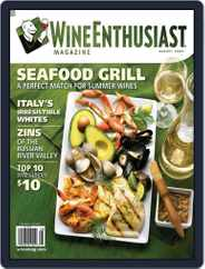Wine Enthusiast (Digital) Subscription July 20th, 2009 Issue