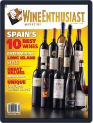 Wine Enthusiast (Digital) Subscription August 25th, 2009 Issue