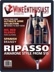 Wine Enthusiast (Digital) Subscription September 14th, 2009 Issue