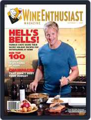 Wine Enthusiast (Digital) Subscription November 2nd, 2009 Issue