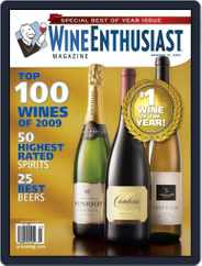 Wine Enthusiast (Digital) Subscription December 1st, 2009 Issue