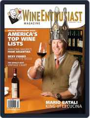Wine Enthusiast (Digital) Subscription January 6th, 2010 Issue