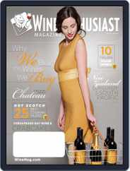 Wine Enthusiast (Digital) Subscription April 6th, 2010 Issue