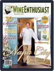 Wine Enthusiast (Digital) Subscription May 11th, 2010 Issue