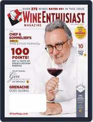 Wine Enthusiast (Digital) Subscription September 14th, 2010 Issue