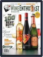 Wine Enthusiast (Digital) Subscription October 12th, 2010 Issue