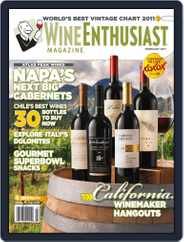 Wine Enthusiast (Digital) Subscription January 12th, 2011 Issue
