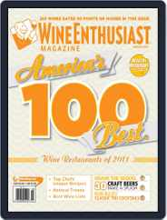 Wine Enthusiast (Digital) Subscription July 6th, 2011 Issue