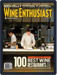 Wine Enthusiast (Digital) Subscription July 10th, 2014 Issue