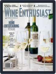Wine Enthusiast (Digital) Subscription August 12th, 2014 Issue
