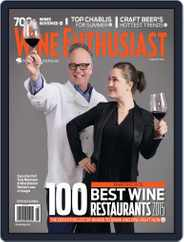 Wine Enthusiast (Digital) Subscription August 1st, 2015 Issue