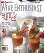 Wine Enthusiast (Digital) Subscription November 10th, 2015 Issue