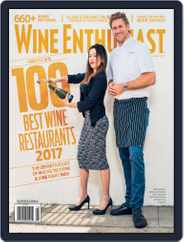 Wine Enthusiast (Digital) Subscription August 1st, 2017 Issue