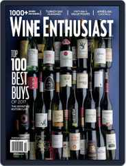 Wine Enthusiast (Digital) Subscription November 1st, 2017 Issue