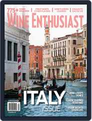 Wine Enthusiast (Digital) Subscription April 1st, 2018 Issue