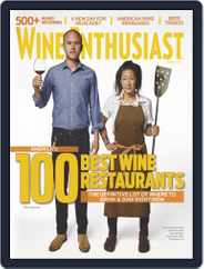 Wine Enthusiast (Digital) Subscription August 1st, 2018 Issue