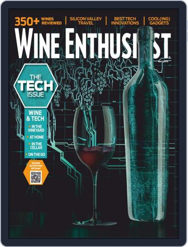 Wine Enthusiast May 1st, 2019 Digital Back Issue Cover