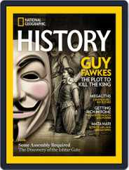 National Geographic History (Digital) Subscription November 1st, 2017 Issue